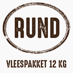 Rundvleespakket 12 kg